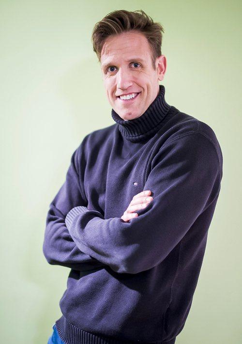 Óscar Martínez, participante de la segunda edición de 'Ven a cenar conmigo: Gourmet Edition'