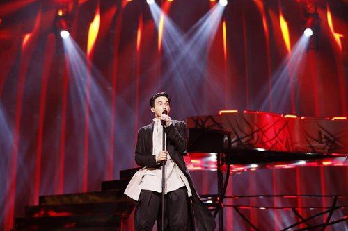 Melovin, representante de Ucrania en Eurovisión 2018