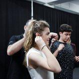 Amaia y Alfred se preparan para su primer ensayo en Eurovisión 2018