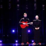 Madame Monsieur, representantes de Francia en Eurovisión 2018