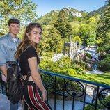 Amaia y Alfred descansan en Sintra (Portugal) antes de sus ensayos de Eurovisión 2018