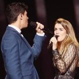 """Alfred y Amaia ensayan por segunda vez """"Tu canción"""" en el escenario de Eurovisión 2018"""