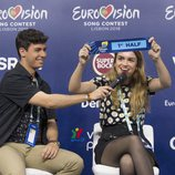 Amaia y Alfred desvelan en qué mitad del Festival de Eurovisión actuarán