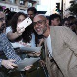 Ramiro Blas en la presentación de la tercera temporada de 'Vis a vis'