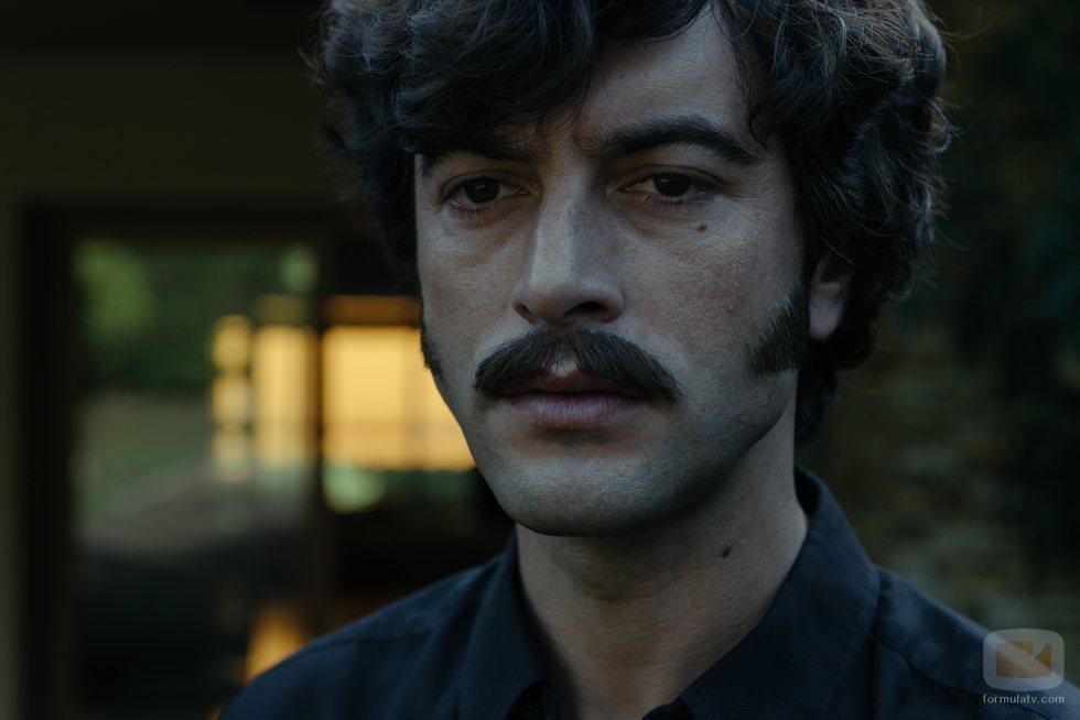 Javier Rey en el último capítulo de 'Fariña'