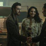 Sito, Camila y Ballesteros se reencuentran en el capítulo final de Antena 3