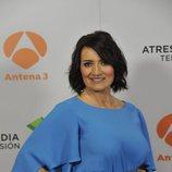 Silvia Abril posa en la presentación de 'La noche de Rober'