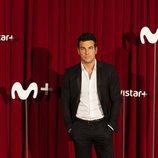Mario Casas posa en la presentación de 'Instinto'