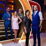 Roberto Vilar encabeza el equipo de 'La noche de Rober' en Antena 3