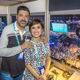 Tony Aguilar y Julia Varela, comentaristas del Festival de Eurovisión 2018 para La 1