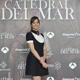 Michelle Jenner en la presentación de 'La catedral del mar'