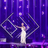 SuRIE (Reino Unido) en la Final de Eurovisión 2018