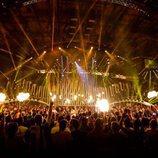 AWS (Hungría) en la Final de Eurovisión 2018
