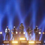 Waylon (Países Bajos) en la Final de Eurovisión 2018