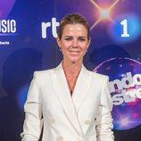 Amelia Bono, en la presentación de 'Bailando con las estrellas'