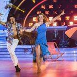 Amelia Bono en la primera gala de 'Bailando con las estrellas'