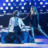 Gemma Mengual bailando en la primera gala de 'Bailando con las estrellas'