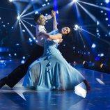 Patry Jordán en la primera gala de 'Bailando con las estrellas'