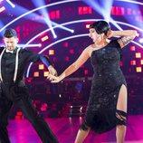 Rossy de Palma en la primera actuación de 'Bailando con las estrellas'