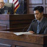 Zach declara en el juzgado en la segunda temporada de 'Por 13 razones'