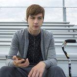 Alex Standall en la segunda temporada de 'Por 13 razones'