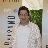 Pablo Chiapella, en la presentación de 'El paisano'