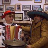 Pablo Chiapella pasa por Canillas en su programa 'El paisano'