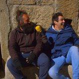 Pablo Chiapella pasa por La Alberca en 'El paisano'