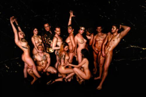 Las Alazán posan desnudas con Torito en una sesión de fotos de Primera Línea