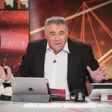 Antonio García Ferreras en un especial de 'Al rojo vivo'