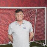José Antonio Camacho, comentarista del Mundial de Futbol 2018 en Mediaset España