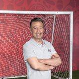 Jose Antonio Luque, narrador de los partidos del Mundial de Fútbol 2018