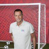 Manu Carreño, uno de los rostros de Mediaset para el Mundial de Fútbol 2018