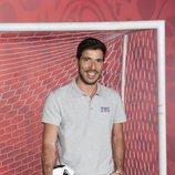 Pablo Pinto, comentarista del Mundial de Fútbol 2018 para Mediaset España