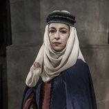 Silvia Abascal en 'La catedral del mar'