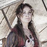 Nathalie Poza en 'La catedral del mar'