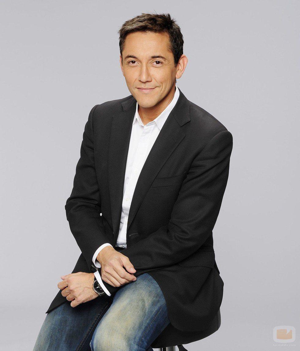 Javier Ruiz, presentador de 'Las mañanas de Cuatro'
