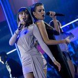 """Aitana y Ana Guerra cantan """"Lo malo"""" en  'Bailando con las estrellas'"""