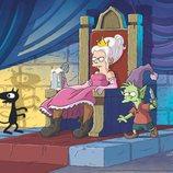 Bean, Elfo y Luci protagonizan 'Des(encanto)'
