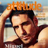 Posado de Miguel Ángel Silvestre para la revista Attitude