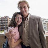 Gonzalo de Castro y Greta Fernández de la serie 'Matar al padre'