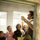 Jorge Fernández en el especial de Navidad de 'Esta casa era una ruina'