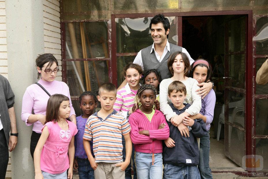 Jorge fern ndez en el especial sobre un orfanato de 39 esta - Esta casa es una ruina ...