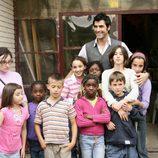 Jorge Fernández en el especial sobre un orfanato de 'Esta casa era una ruina'
