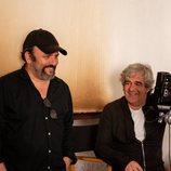 Los directores de la serie 'Vergüenza', Juan Cavestany y Álvaro Fernández-Armero