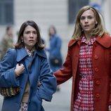 Aura Garrido y Bruna Cusí en 'El día de mañana'