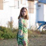 Aura Garrido es Carme Román en 'El día de mañana'