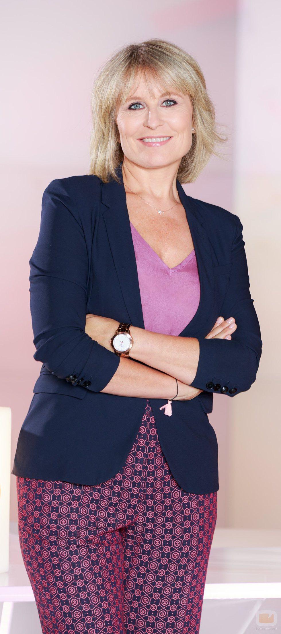 María Rey es el nuevo fichaje de Telemadrid