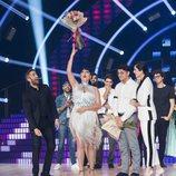 Rossy de Palma y Santiago, tercera pareja expulsada de 'Bailando con las estrellas'