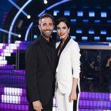 Roberto Leal y Rocío Muñoz presentan la Gala 4 de 'Bailando con las entrellas'